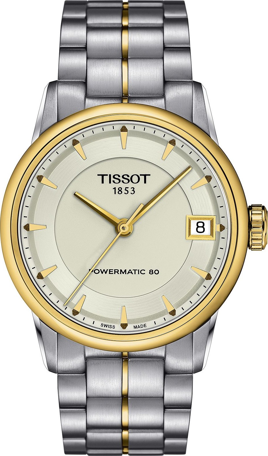 Tissot Women's Swiss Automatic Stainless Watch 33mm