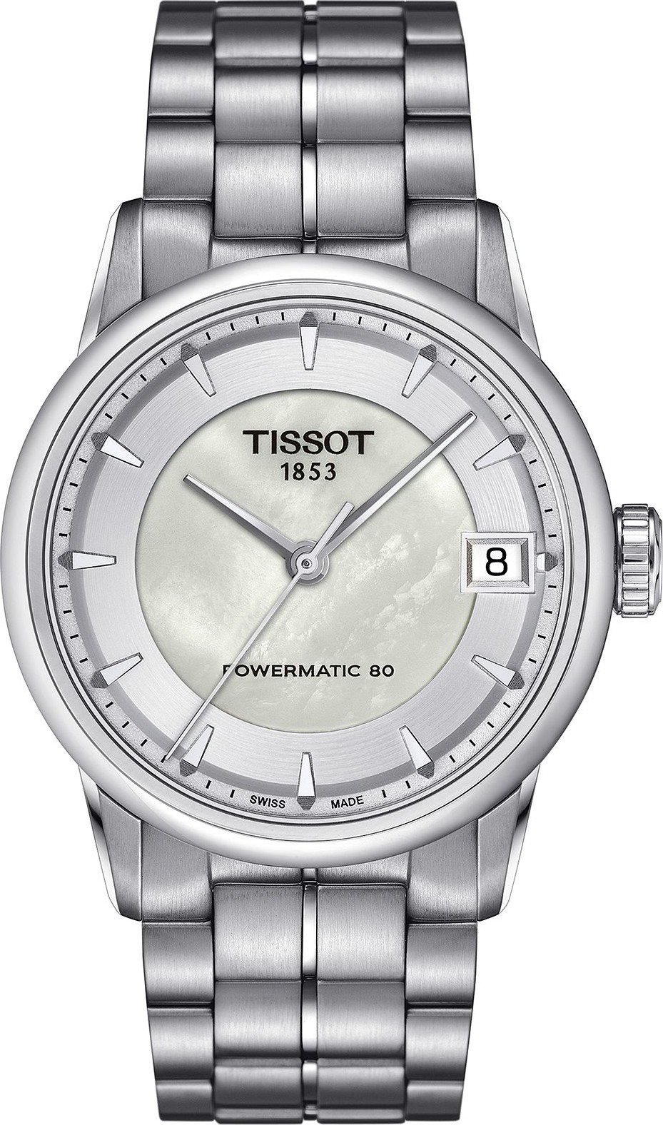 TISSOT T086.207.11.111.00 Luxury Powermatic 33mm