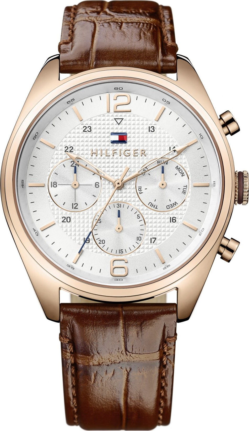 Tommy Hilfiger Men's Sophisticated Watch 44mm