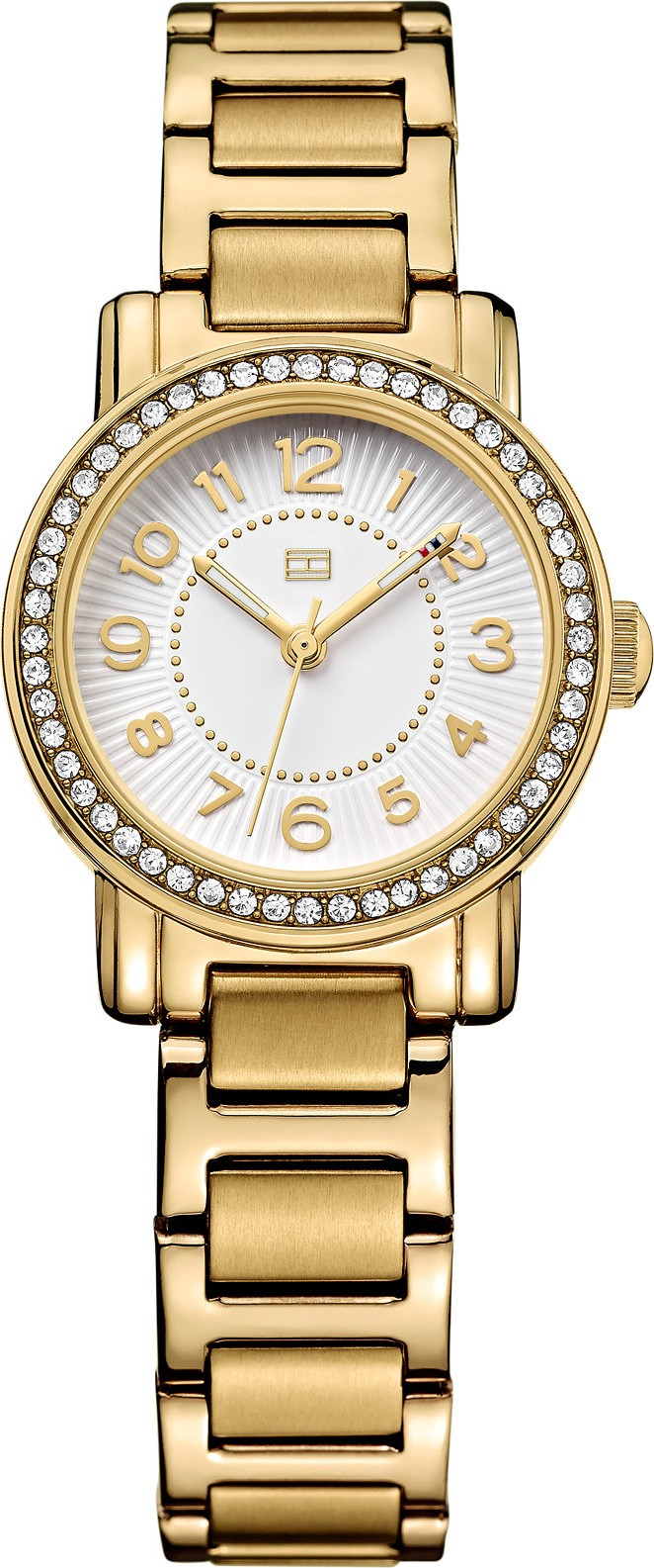 Tommy Hilfiger Women's Gold Ion-Plated Watch 28mm