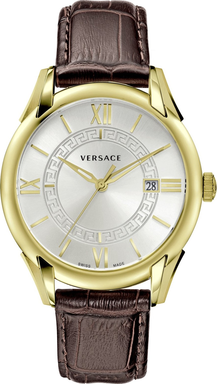 Versace Men's 'APOLLO' Swiss Quartz Watch 42mm