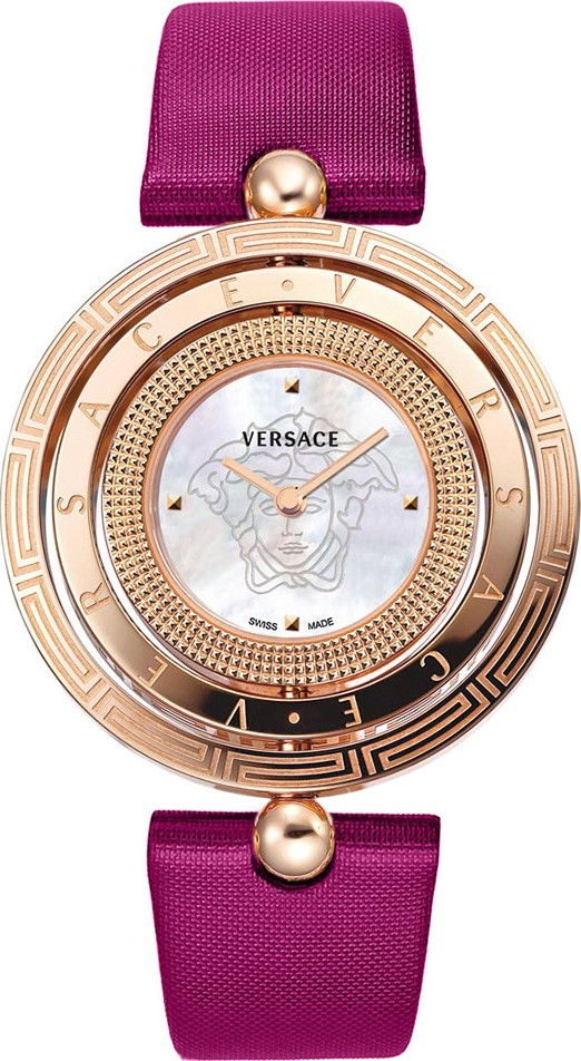 Versace Eon Women's Red Watch 39mm