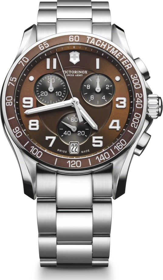 VICTORINOX Classic Chronograph Men's Watch 41mm