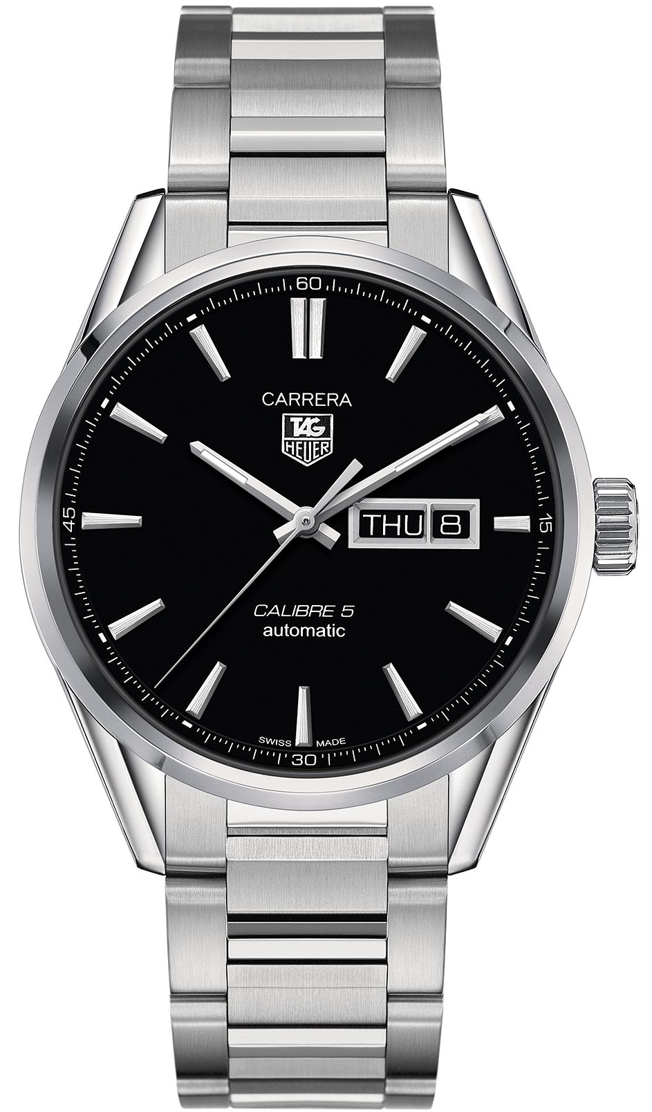 TAG Heuer WAR201A.BA0723 Carrera Calibre 5 Watch 41mm