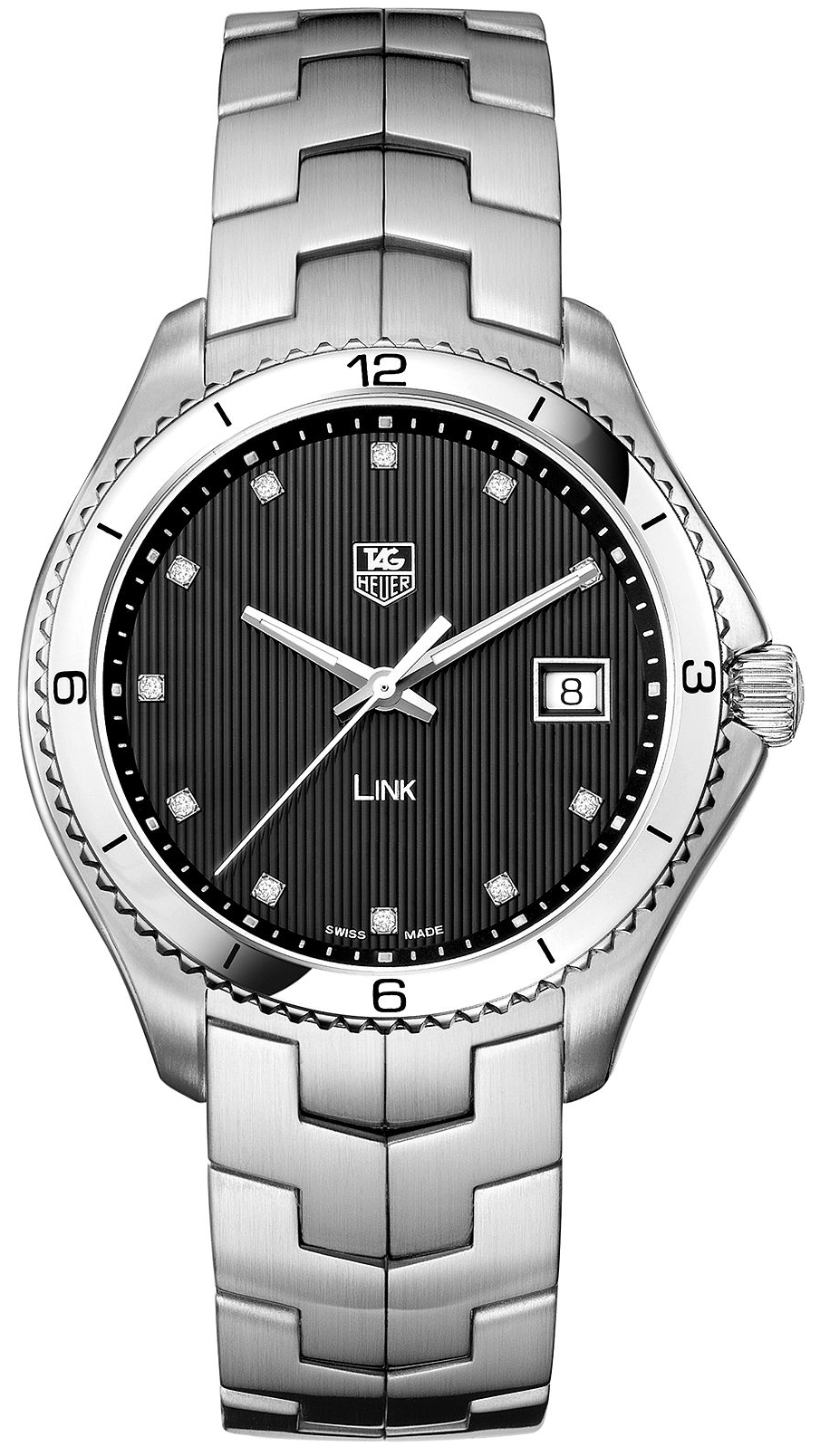 TAG Heuer WAT1112.BA0950 Link Swiss Diamond 40mm