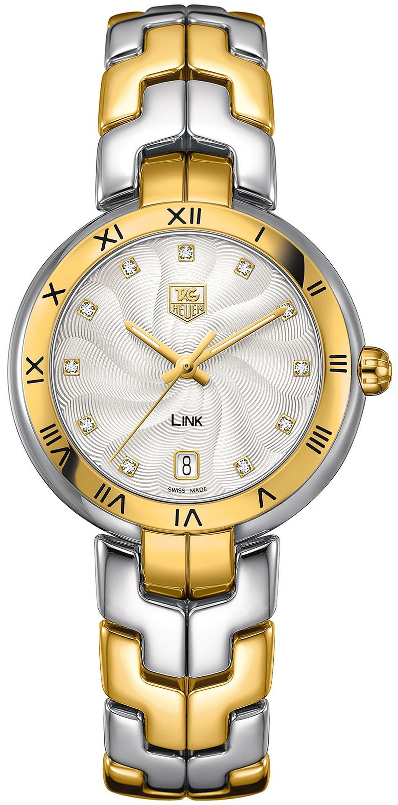 TAG Heuer Link WAT1350.BB0957 Women's Swiss Watch 35mm