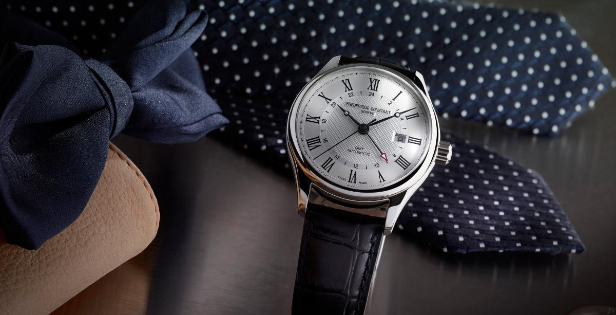 đồng hồ Frederique Constant Classics Automatic GMT watches