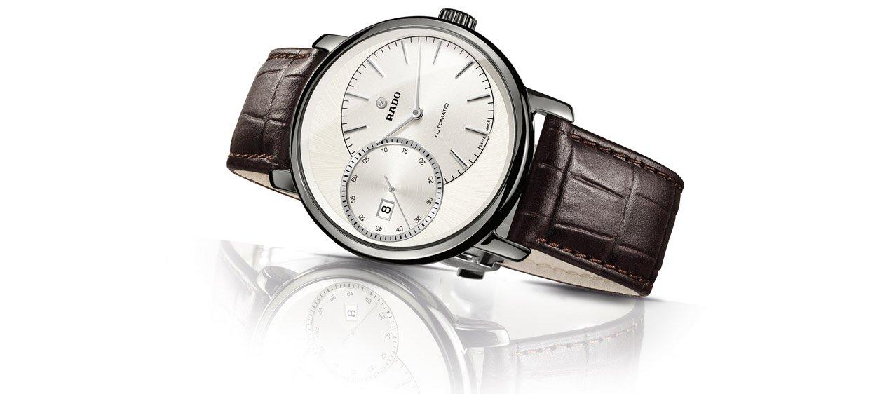đồng hồ Rado DiaMaster Automatic Grande Seconde