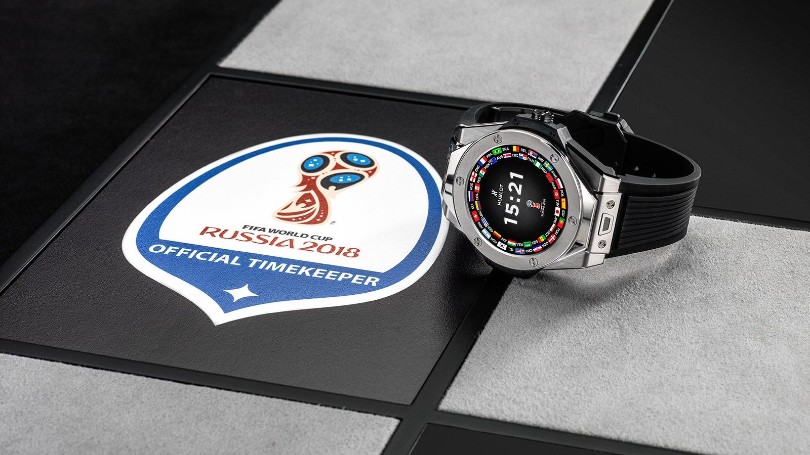 Đồng hồ Hublot Cùng Fifa World Cup 2018