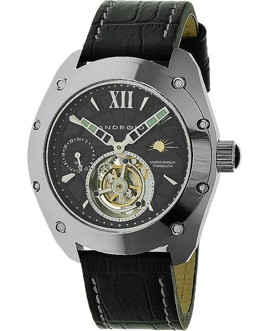 Stuhrling Original Tourbillon AD501AK ANDROID Men's, 50mm
