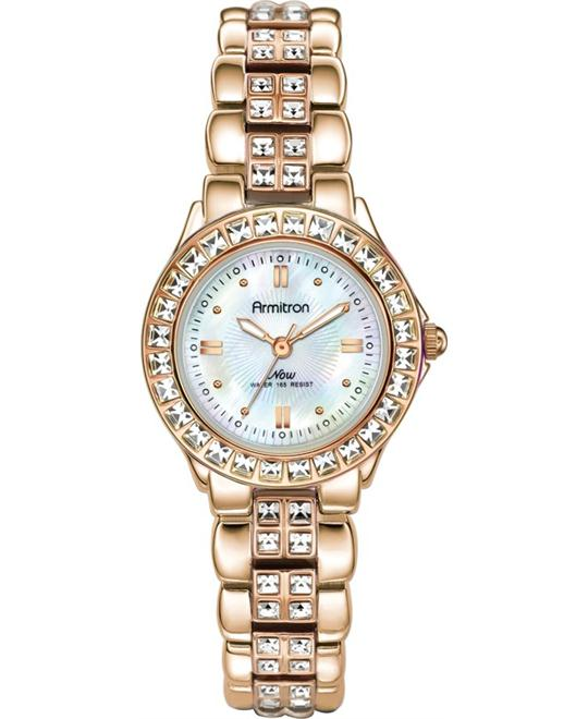 Armitron Women's gold Dress Watch 26mm