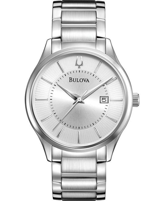 Bulova Bracelet Men's Quartz Watch 40mm
