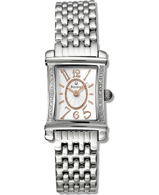 Bulova Diamond Women's Watch 18mm