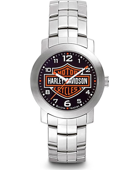 Bulova Harley-Davidson Men's Watch 37mm