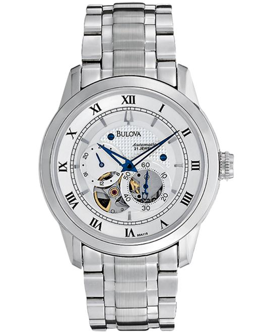 Bulova Series 120 Automatic Aperture Watch 42mm
