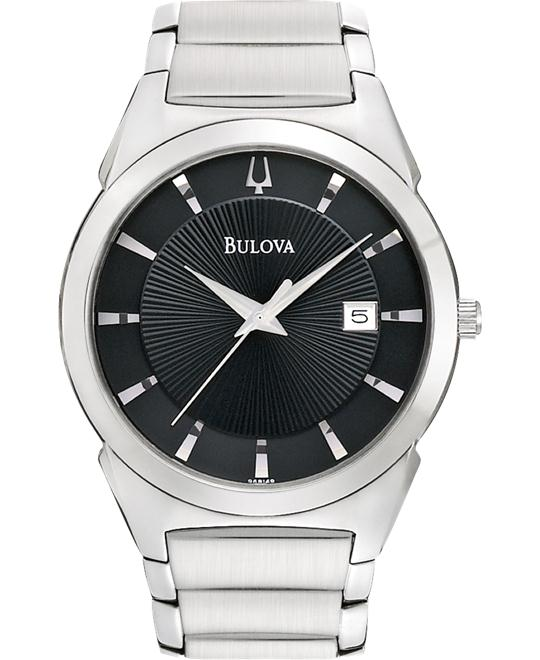 Bulova Men's Dress Classic Watch, 37.7mm
