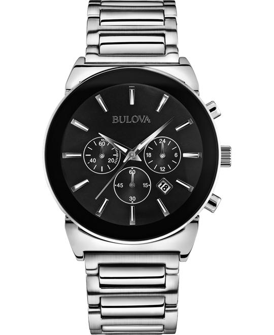 Bulova Dress Chronograph Men's Watch 40mm
