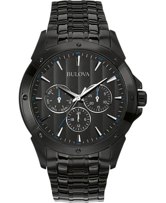 Bulova Men's Sport Analog Japanese Watch 43mm