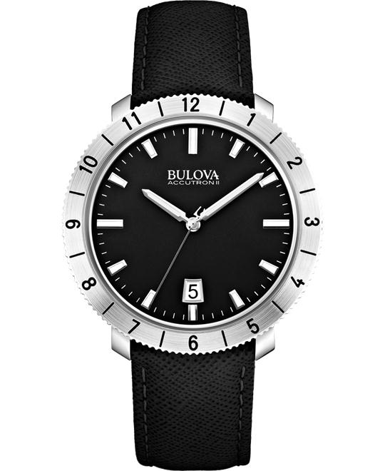 Bulova Accutron II Moonview Unisex Watch 42mm