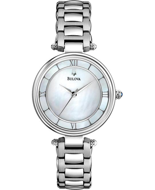 Bulova Women's Bracelet Watch, 29mm