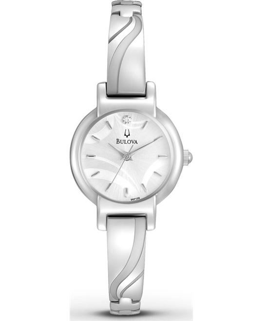 Bulova Women's Petite Bracelet Watch 23mm