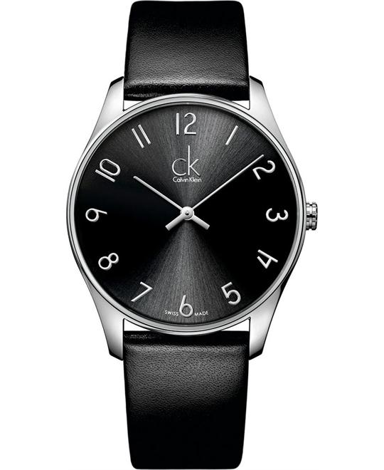 Calvin Klein Classic Mens Watch 38mm