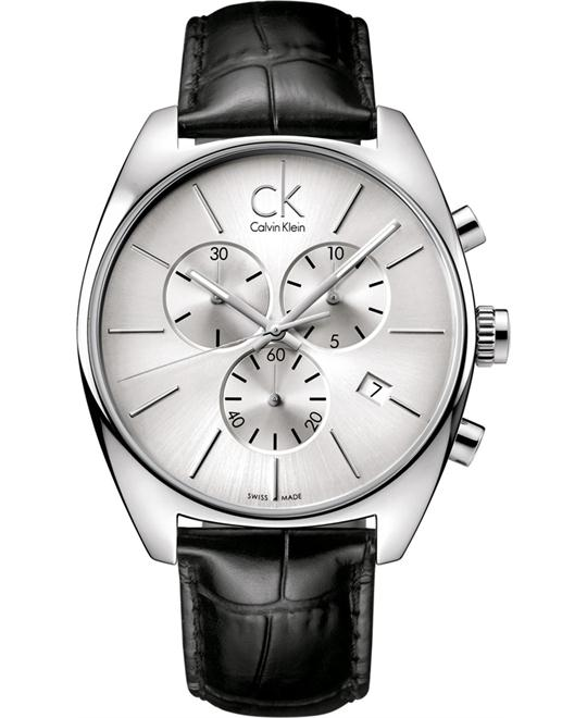 Calvin Klein Exchange Men's Quartz Watch 45mm