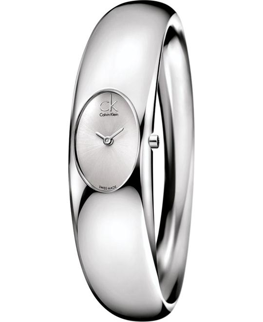 Calvin Klein Exquisite Women's Quartz Watch 19mm