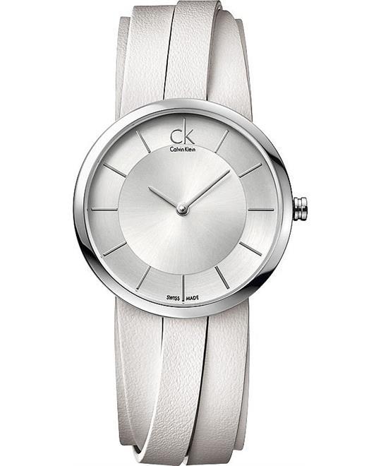 Швейцарские наручные женские часы Calvin klein K2R2S1.K6. Коллекция ck Extent