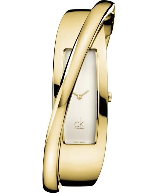 Calvin Klein Feminine Women's Quartz Watch 19mm