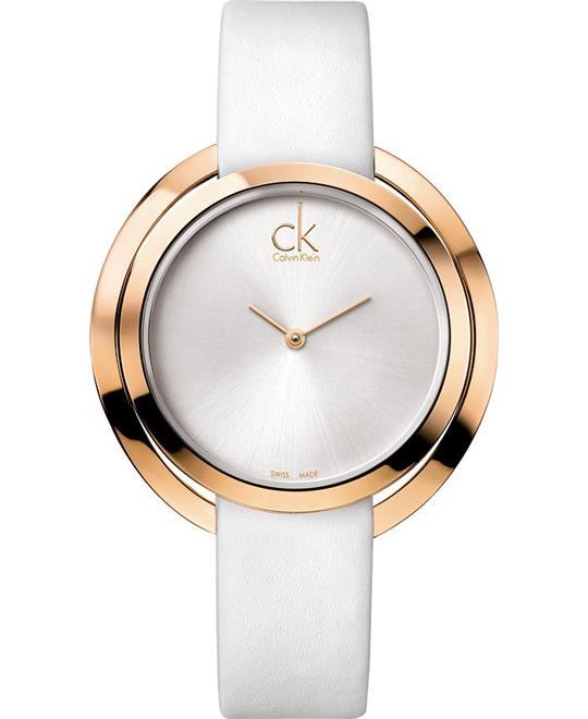 Calvin Klein Gold Plated Watch 42mm
