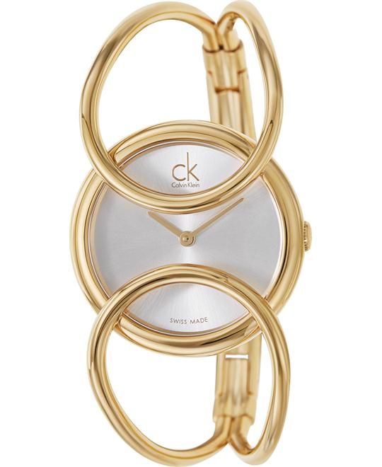 Calvin Klein Inclined Women's Quartz Watch 30mm