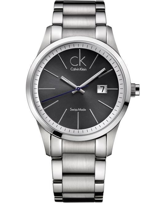 CALVIN KLEIN WATCH BOLD BLACK 41MM