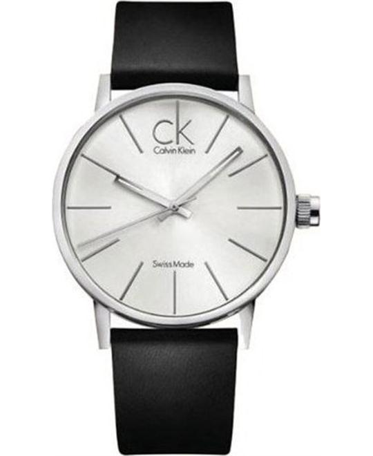 CALVIN KLEIN WATCH POST-MINIMAL SILVER 42MM
