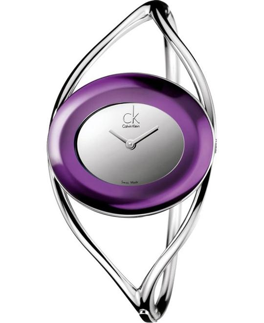 Calvin Klein Watches SILVER SILVER 34MM