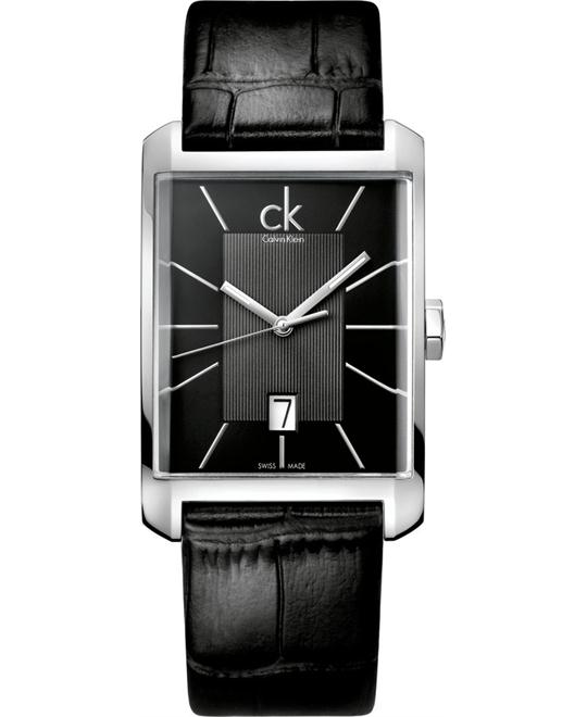 Calvin Klein Window Men's Quartz Watch 30mm
