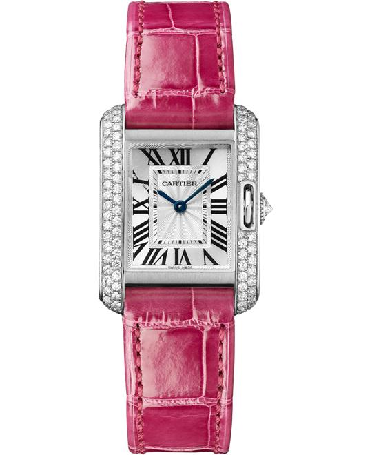CARTIER WT100015 Tank Anglaise 30.2*22.7mm