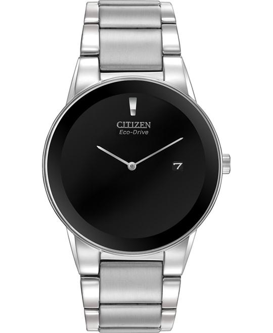 CITIZEN Axiom Eco Drive Grey Men's Watch 40mm