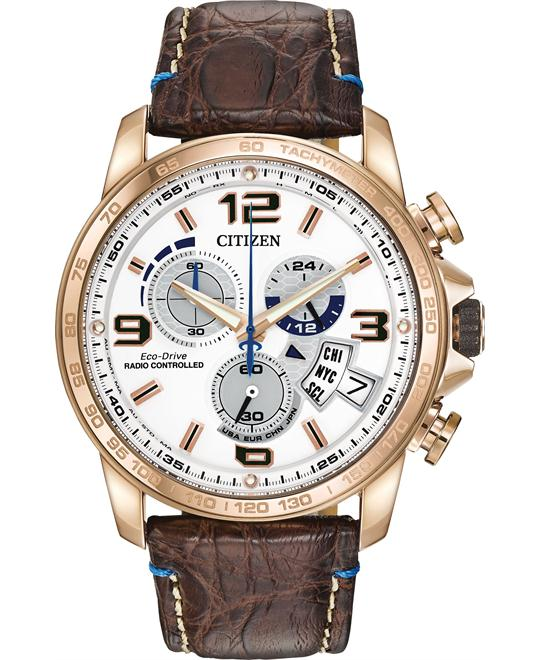 Citizen Men's Chrono-Time A-T Limited Watch, 43.5mm