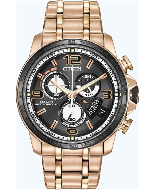 Citizen Men's  Chrono-Time Japanese Watch, 44mm