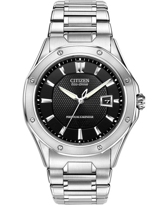 Citizen Men's Collection Eco-Drive Octavia Watch, 45mm