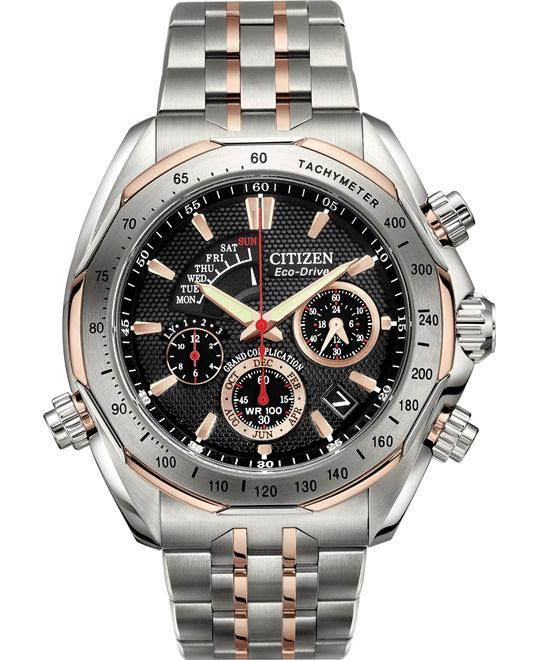 Citizen Men's Collection Grand Complication Watch, 44mm