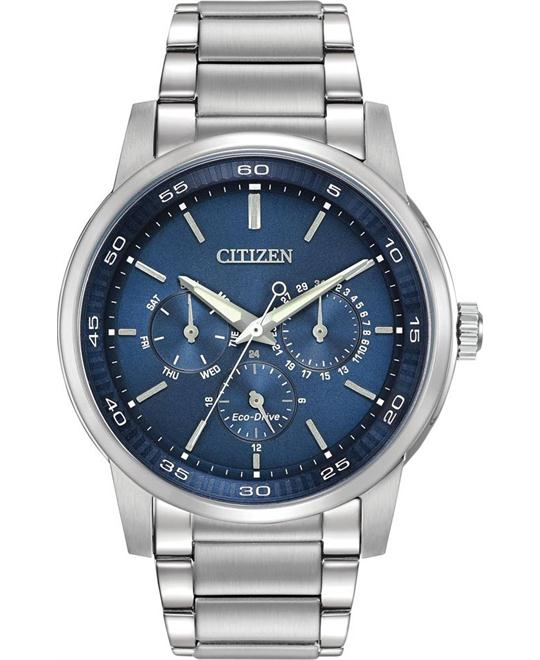 Citizen Men's Display Japanese Watch, 44mm