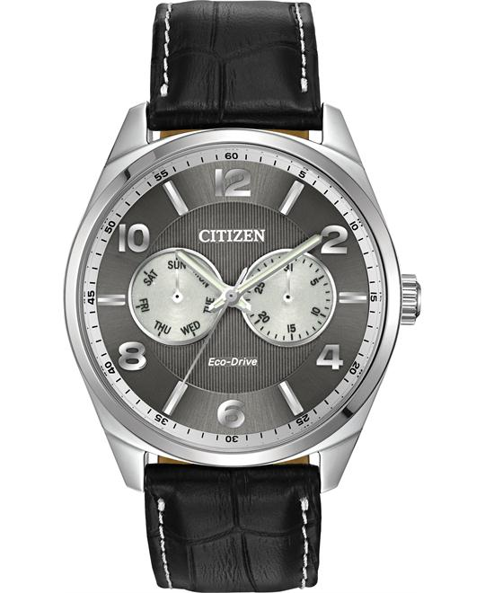 CITIZEN Dress Eco-Drive Gray Watch 42mm