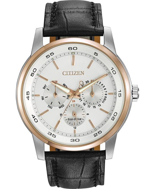 Citizen Men's Dress Display Japanese Watch, 44mm