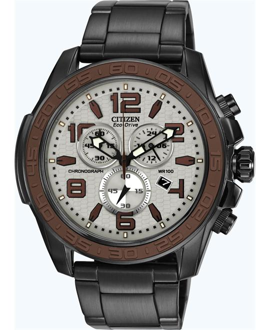 Citizen Men's Eco-Drive BRT Chronograph Watch, 48mm