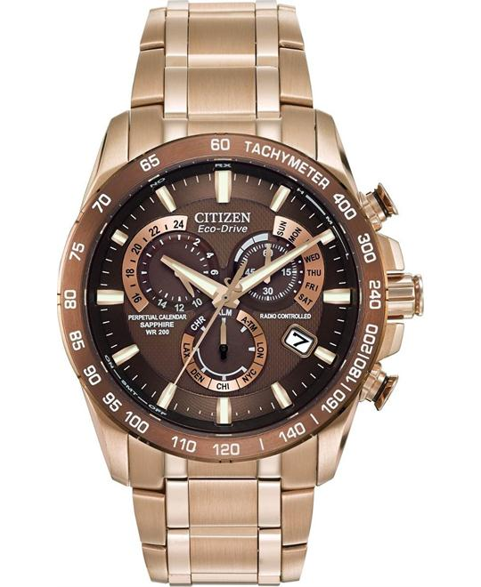 CITIZEN Perpetual Chrono A-T  Eco-Drive Watch 42mm