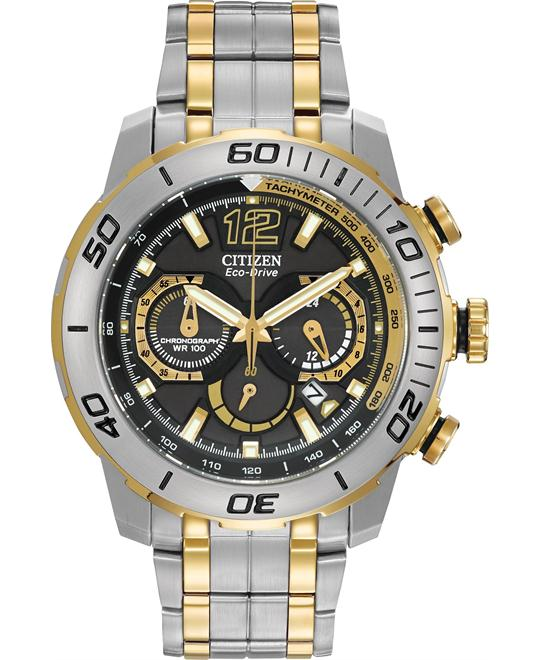 Citizen Men's Primo Stingray 620 Japanese Watch, 44mm