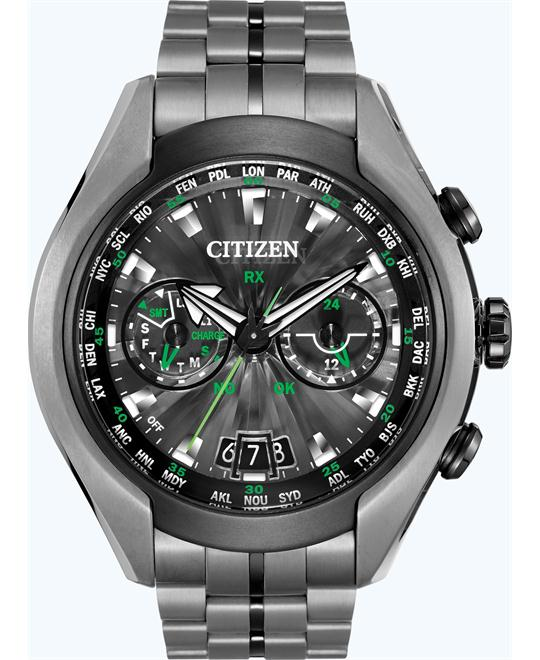 Citizen Satellite Wave Air Titanium Watch 50mm