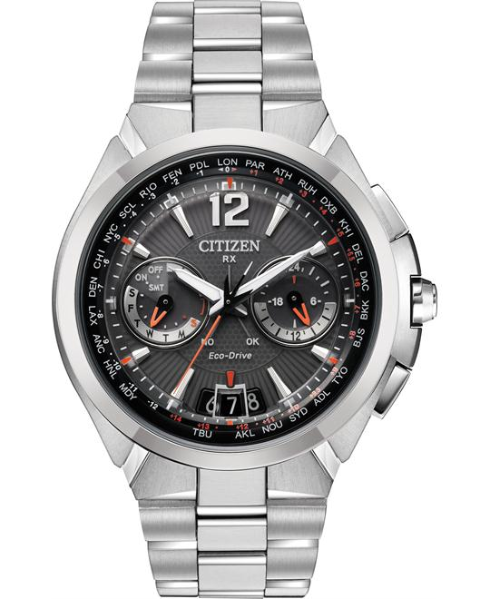 Citizen SATELLITE WAVE ECO-DRIVE Watch 48mm